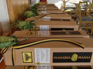 Kärntner Wein aus St.Georgen als Preis für die Eisschützen