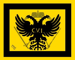 Abbildung der Fahne