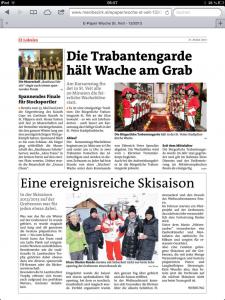 Kärntner Woche, 27.03.2013, S.22 (SV)