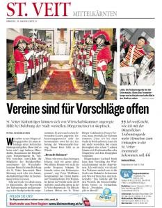 Kleine Zeitung, SV, 23.07.2013, S.21