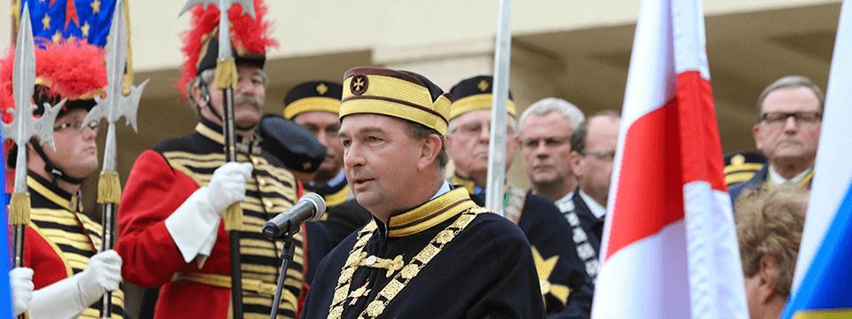 30 Jahre – Stiftungsfest Weinritter