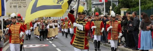 Eröffnung des 654. St.Veiter Wiesenmarkts