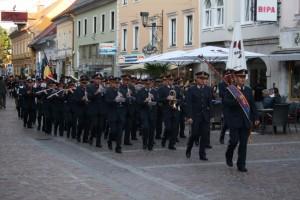 Die Polizeimusik Kärnten