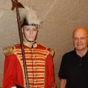 Die Garde im Museum St.Veit