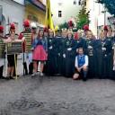 Hitze, Trachten und Trabanten: Der 75. Villacher Kirchtag