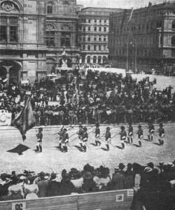 60.Thronjubiläum v. Kaiser Franz Josef I. - 1908
