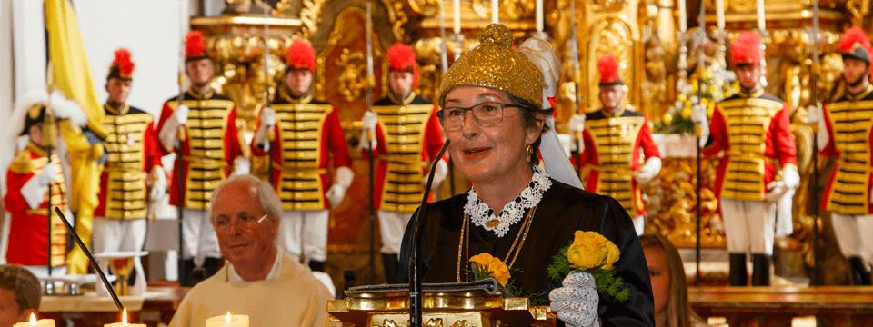 130 Jahre Goldhauben Verein