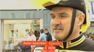 Fhr Peter Spendier im Interview
